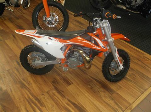 2018 KTM 50Sx Mini in Sioux City, Iowa
