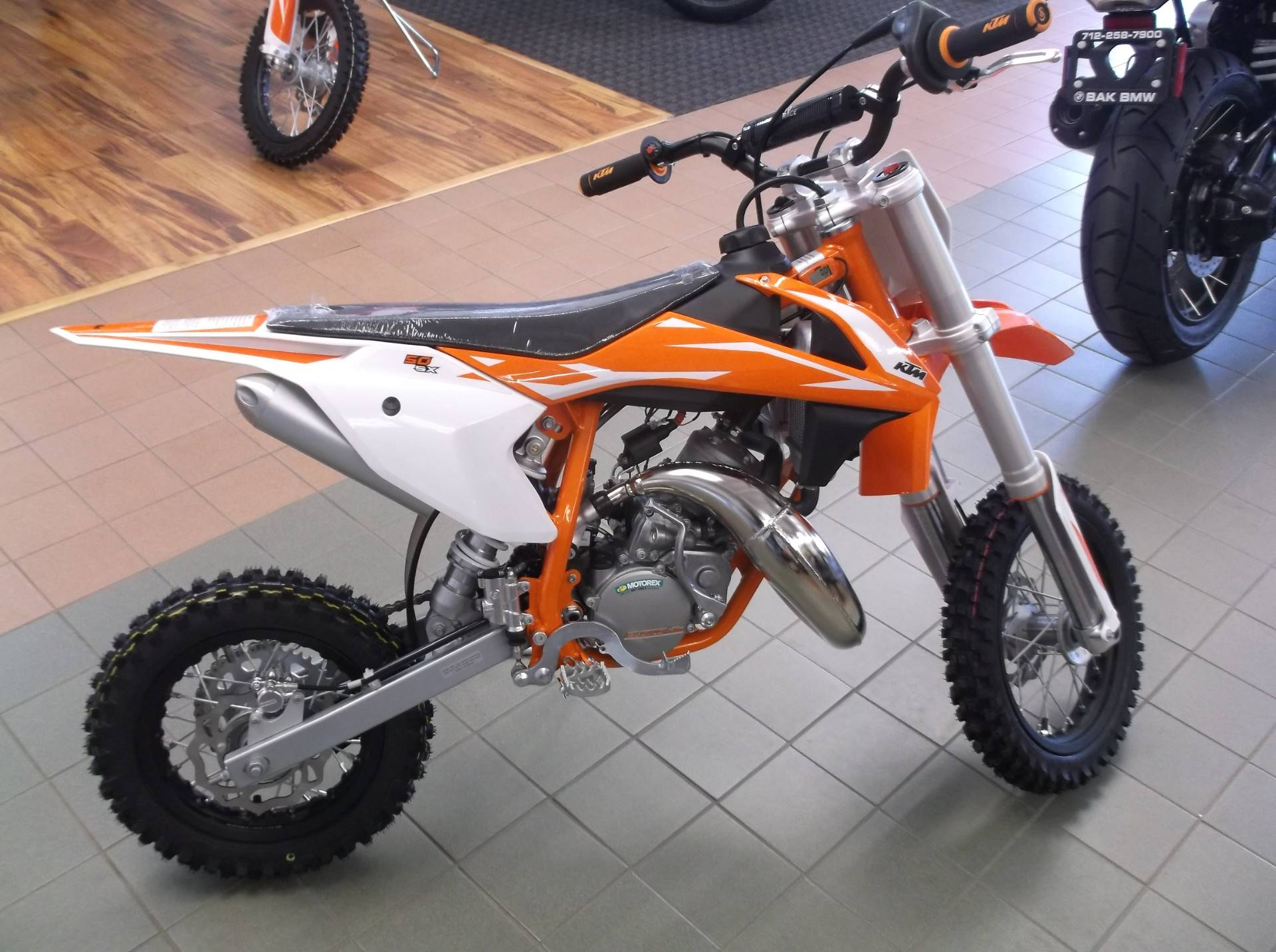 2018 KTM 50 sx in Sioux City, Iowa