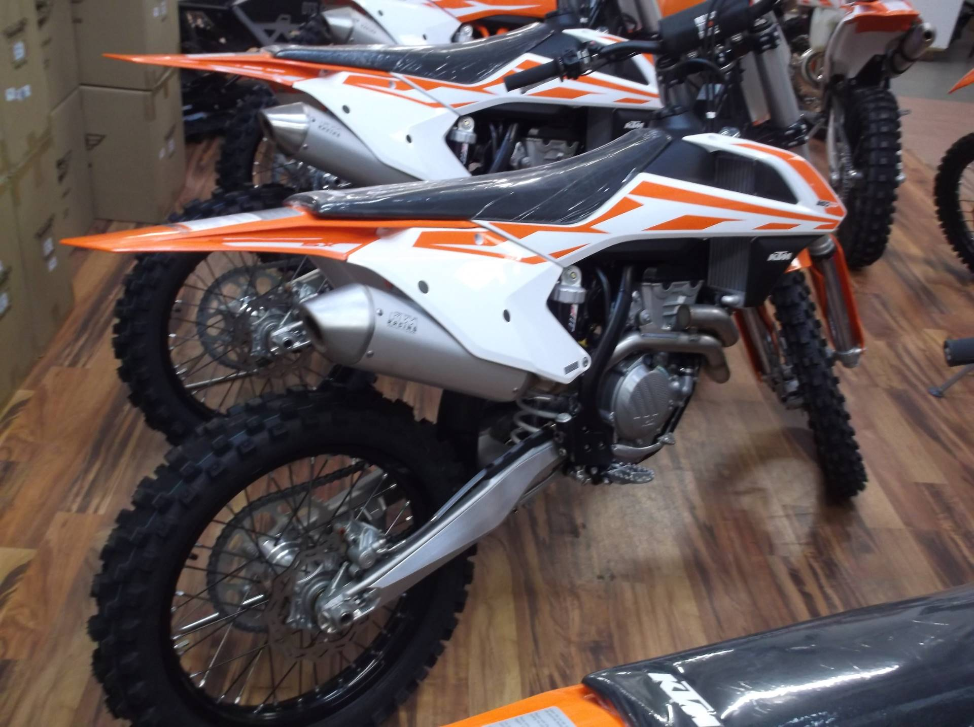 2017 KTM 350 SX-F in Sioux City, Iowa