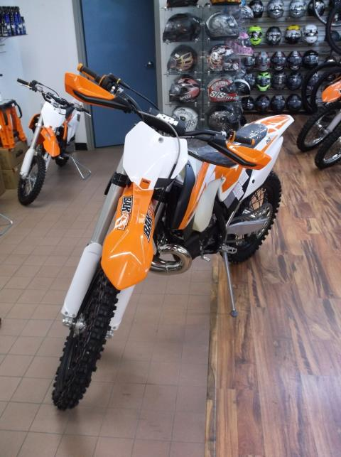 2016 KTM 250 XC in Sioux City, Iowa