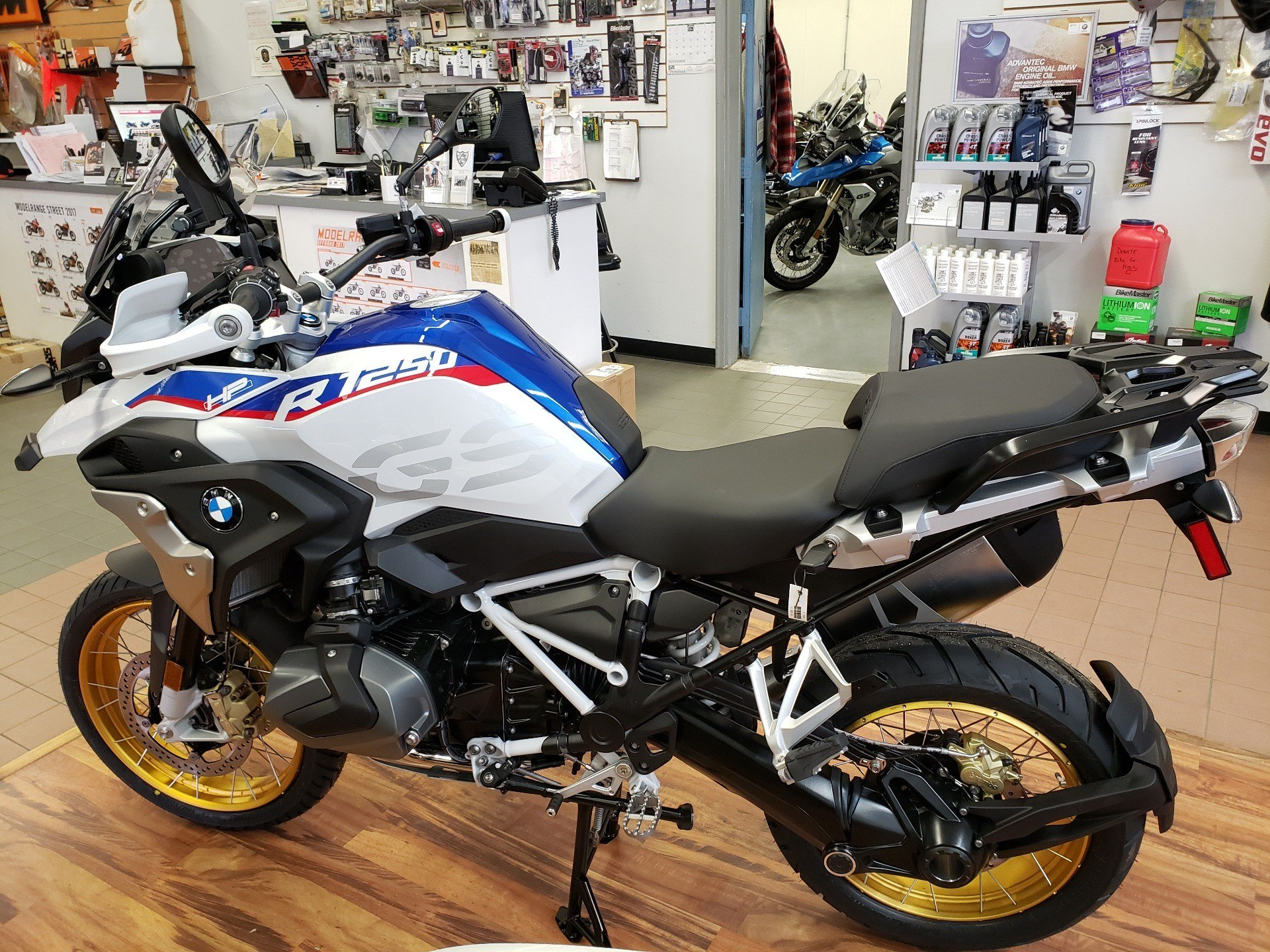 2019 BMW R 1250 GS in Sioux City, Iowa - Photo 4