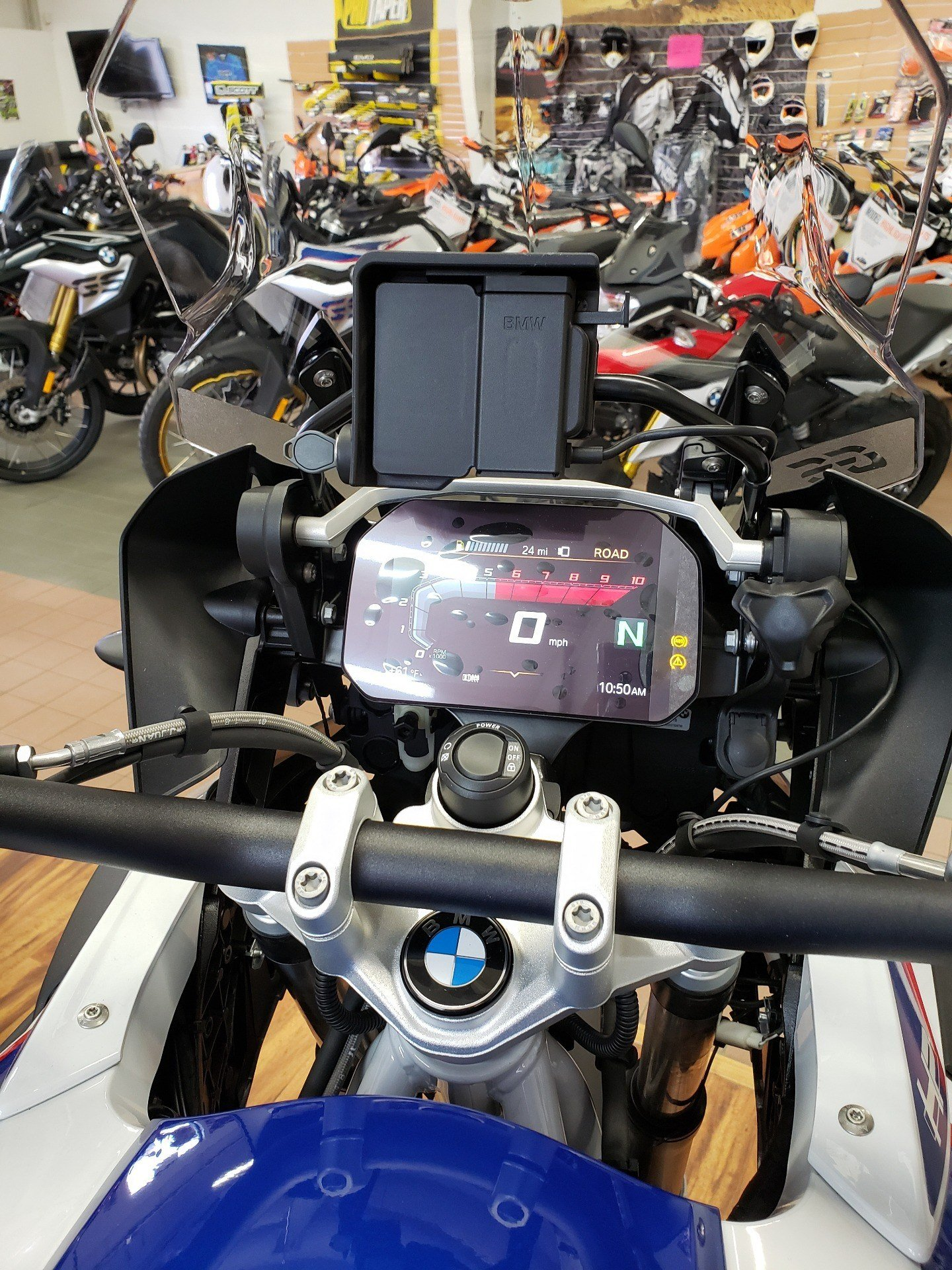 2019 BMW R 1250 GS in Sioux City, Iowa - Photo 8