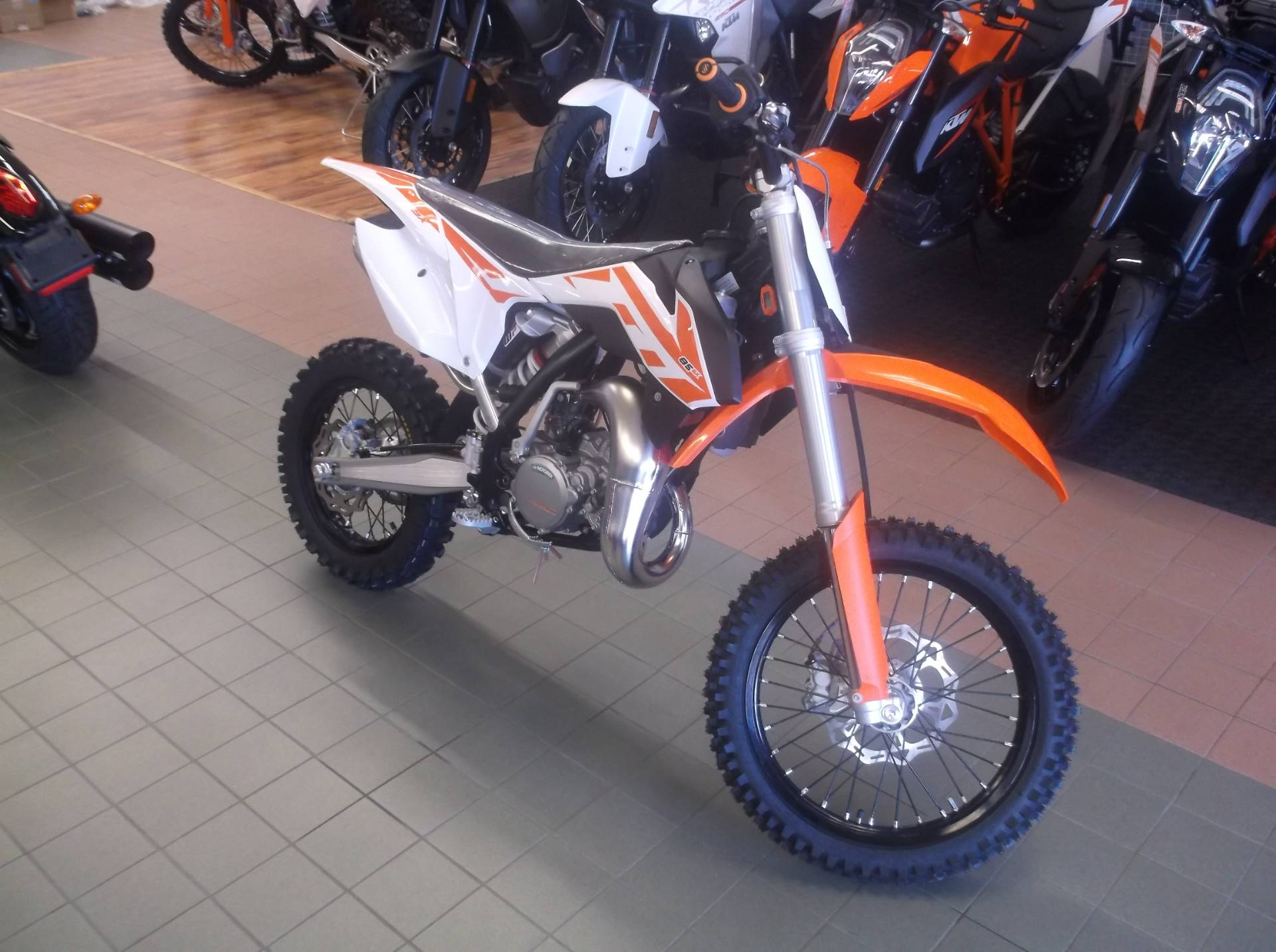 2017 KTM 85 SX 17/14 in Sioux City, Iowa