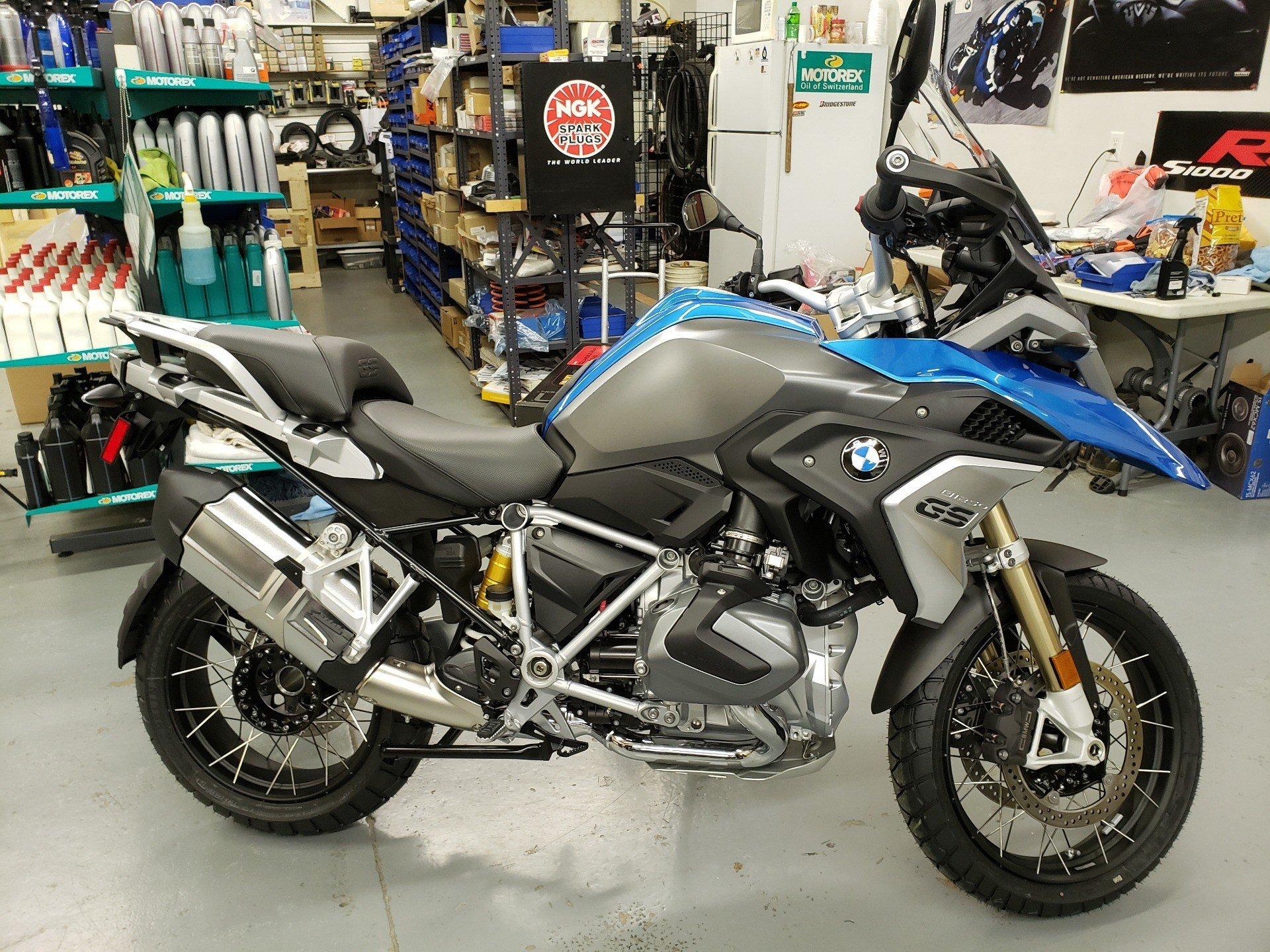 Moto bmw r 1250