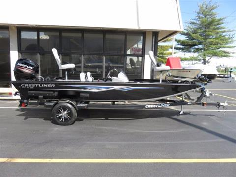 2017 Crestliner VT 17 in Saint Peters, Missouri