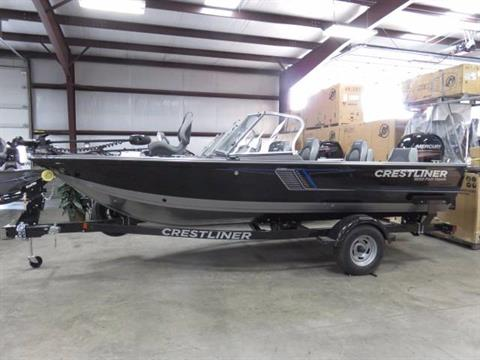 2017 Crestliner 1850WT FISH HAWK in Saint Peters, Missouri