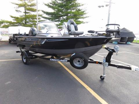 2018 Crestliner 1600 VISION in Saint Peters, Missouri