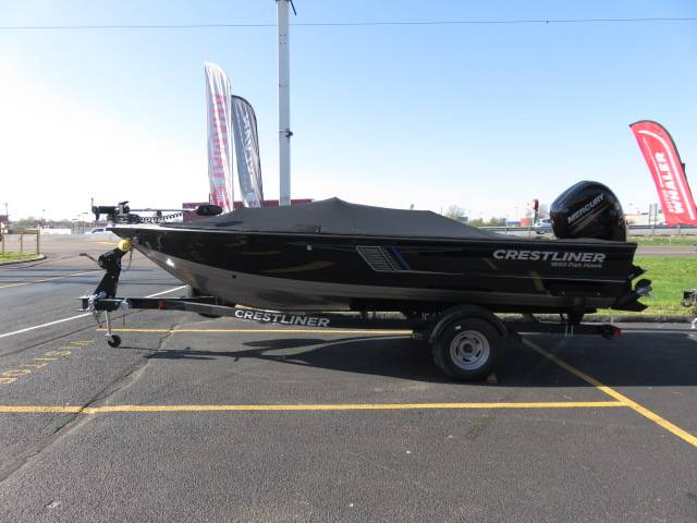 2018 Crestliner 1850SC FISH HAWK in Saint Peters, Missouri - Photo 45