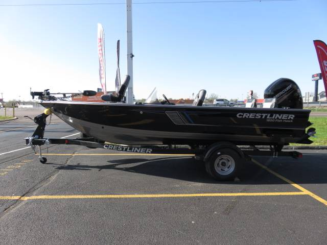 2018 Crestliner 1850SC FISH HAWK in Saint Peters, Missouri - Photo 2