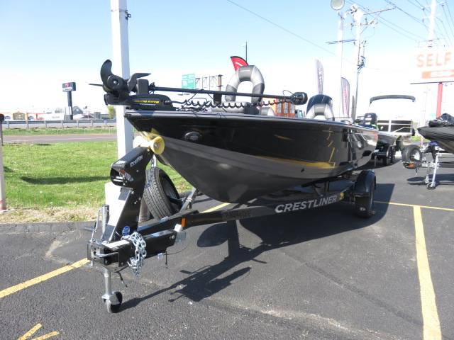 2018 Crestliner 1850SC FISH HAWK in Saint Peters, Missouri - Photo 3