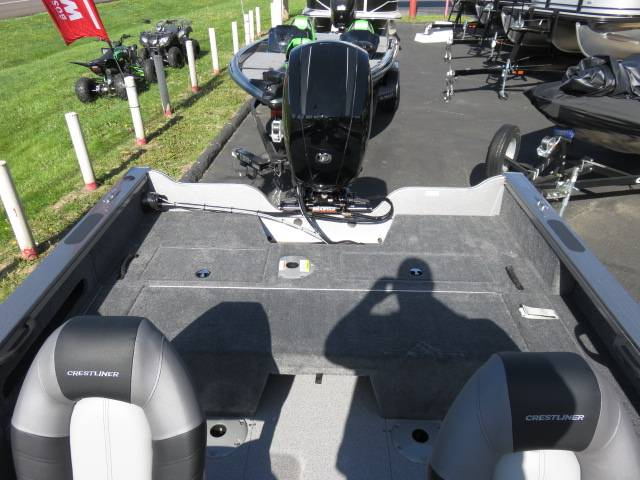 2018 Crestliner 1850SC FISH HAWK in Saint Peters, Missouri - Photo 35