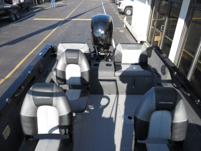 2019 Crestliner 1850WT FISH HAWK in Saint Peters, Missouri - Photo 46