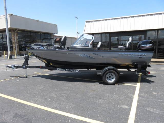 2019 Crestliner 1850WT FISH HAWK in Saint Peters, Missouri - Photo 1