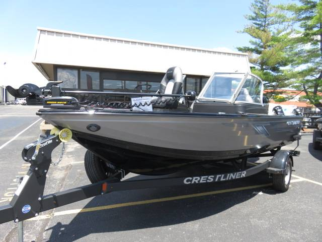 2019 Crestliner 1850WT FISH HAWK in Saint Peters, Missouri - Photo 3