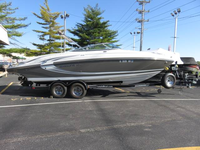 2014 Rinker Captiva 246 BR in Saint Peters, Missouri - Photo 1