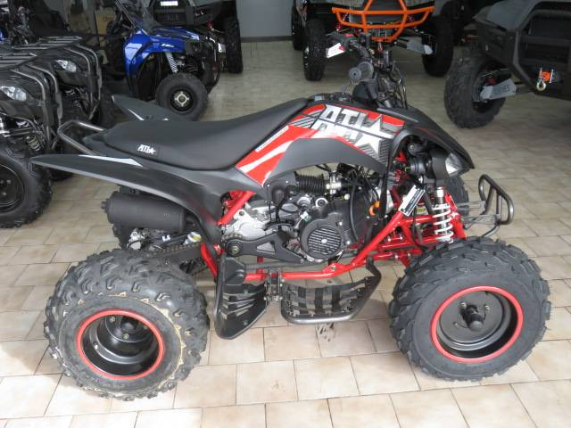 2018 ATI THRASHER EFI SPORT 176cc in Saint Peters, Missouri