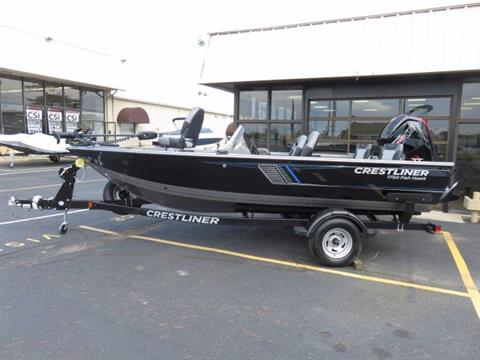 2018 Crestliner 1750SC FISH HAWK in Saint Peters, Missouri