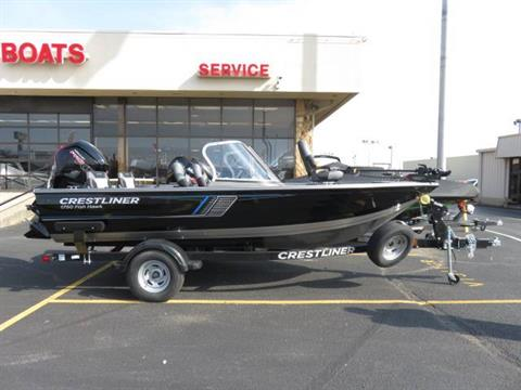 2018 Crestliner 1750WT FISH HAWK in Saint Peters, Missouri