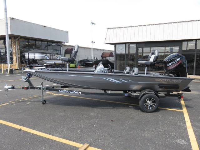 new 2019 crestliner vt 17 power boats outboard in saint peters mo rh lewisboat com