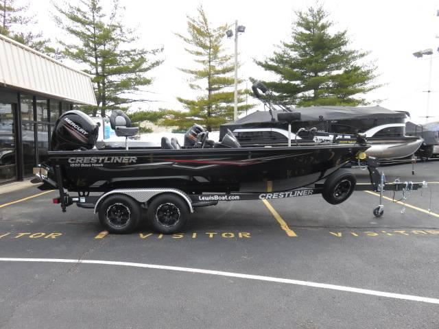 2018 Crestliner 1850 Bass Hawk In Saint Peters Missouri: Crestliner Boat Wiring Diagram At Outingpk.com