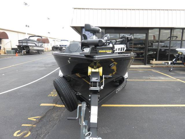 2018 Crestliner 1850 BASS HAWK in Saint Peters, Missouri