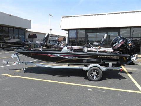 2018 Crestliner VT 17 in Saint Peters, Missouri