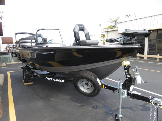 2018 Crestliner 1700 VISION in Saint Peters, Missouri