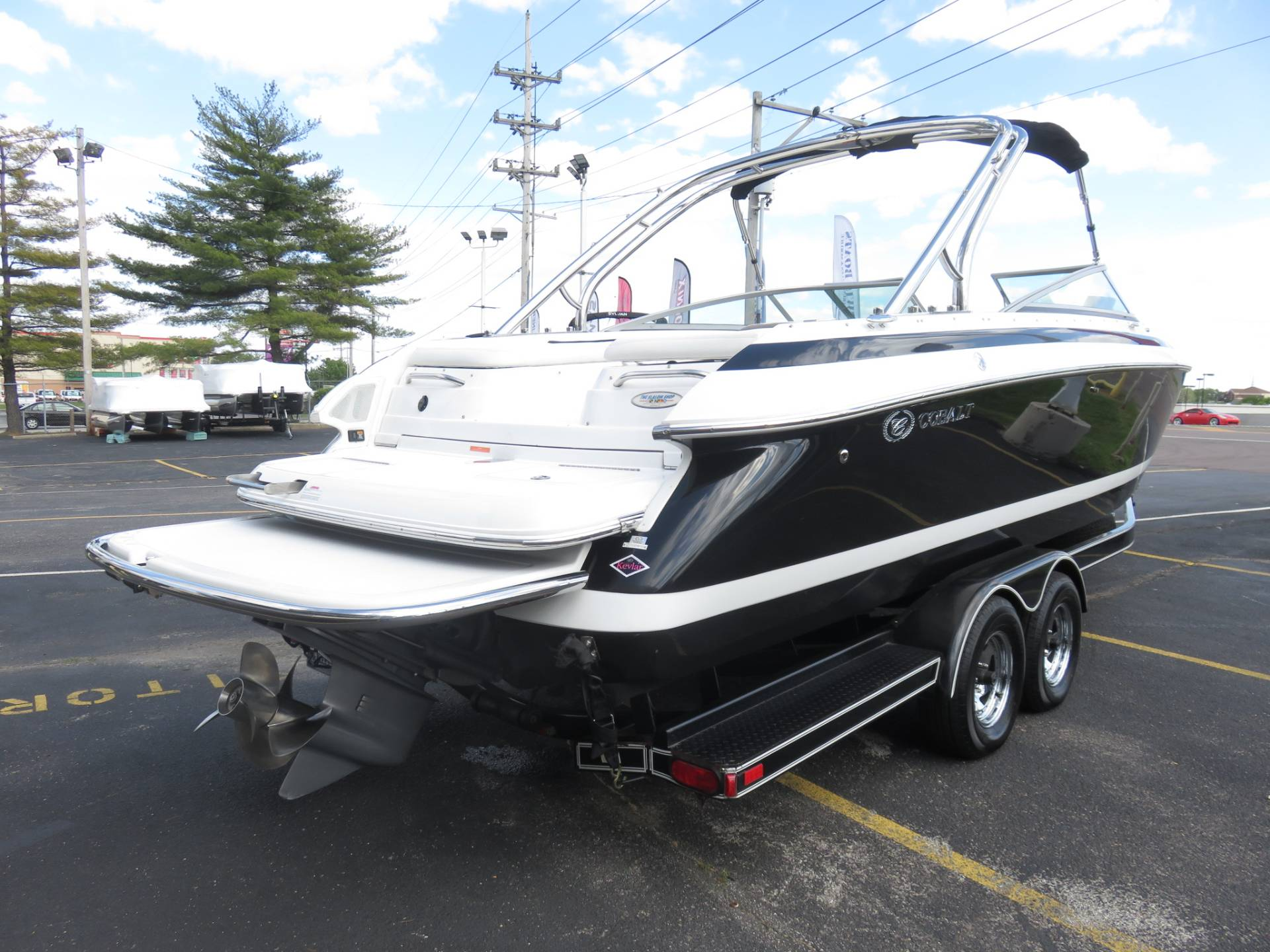 2005 Cobalt 262 Bowrider in Saint Peters, Missouri - Photo 8