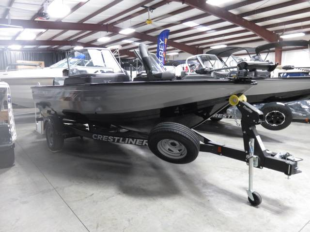 2019 Crestliner 1750WT FISH HAWK in Saint Peters, Missouri - Photo 4