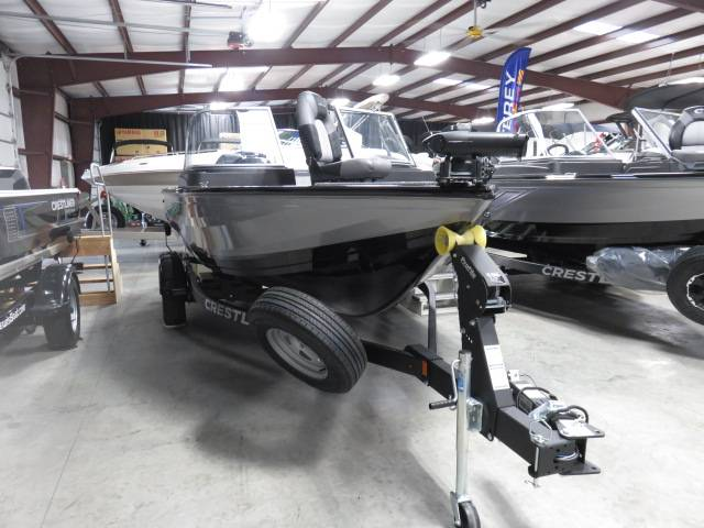 2019 Crestliner 1750WT FISH HAWK in Saint Peters, Missouri - Photo 3