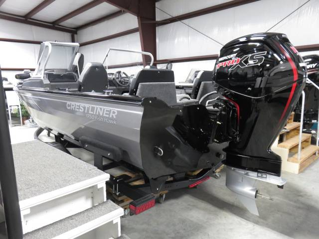 2019 Crestliner 1750WT FISH HAWK in Saint Peters, Missouri - Photo 5