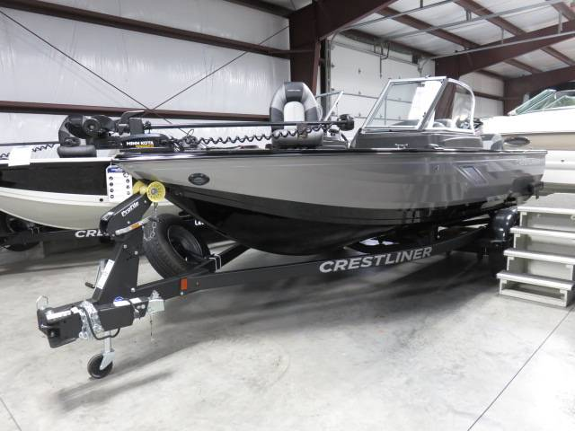 2019 Crestliner 1750WT FISH HAWK in Saint Peters, Missouri - Photo 2