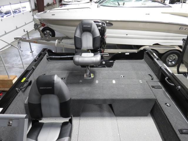 2019 Crestliner 1750WT FISH HAWK in Saint Peters, Missouri - Photo 44