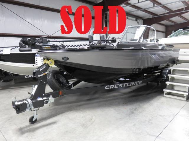2019 Crestliner 1750WT FISH HAWK in Saint Peters, Missouri - Photo 1