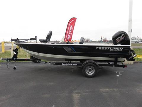 2018 Crestliner 1850SC FISH HAWK in Saint Peters, Missouri