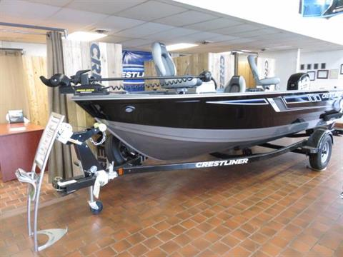2017 Crestliner 1600 VISION in Saint Peters, Missouri