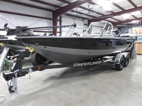 2018 Crestliner 1950WT FISH HAWK in Saint Peters, Missouri