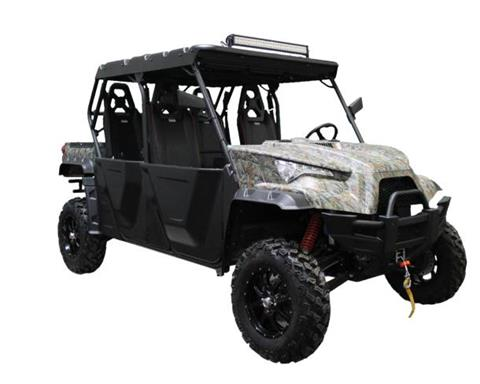 2018 Odes DOMINATOR X4 LT 800 CC in Saint Peters, Missouri