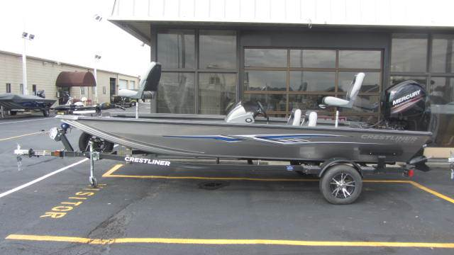 2017 Crestliner VT 19 in Saint Peters, Missouri
