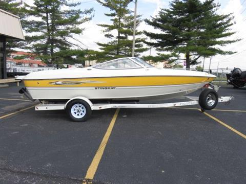 2008 Stingray 195LR in Saint Peters, Missouri - Photo 5
