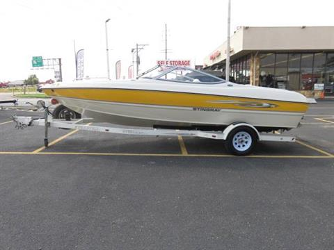 2008 Stingray 195LR in Saint Peters, Missouri - Photo 1