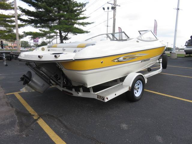 2008 Stingray 195LR in Saint Peters, Missouri - Photo 9