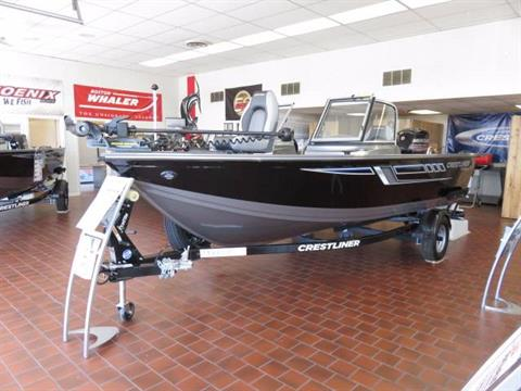 2017 Crestliner 1700 VISION in Saint Peters, Missouri