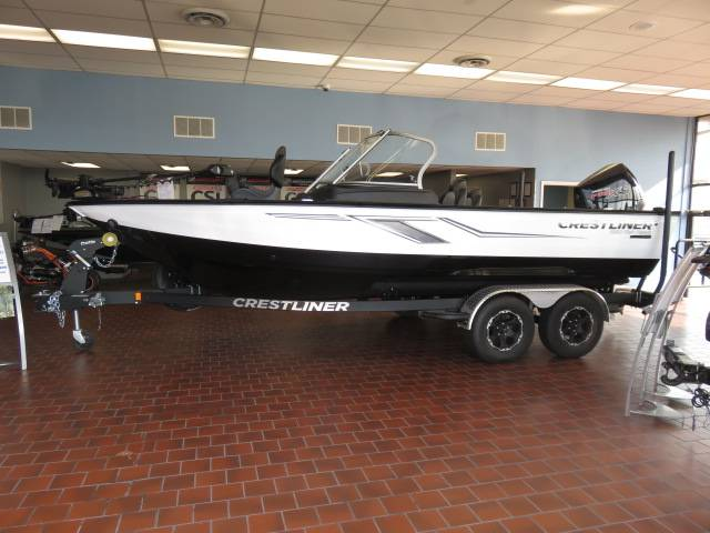 2019 Crestliner 1950WT Fish Hawk in Saint Peters, Missouri - Photo 1