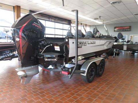 2019 Crestliner 1950WT Fish Hawk in Saint Peters, Missouri - Photo 5