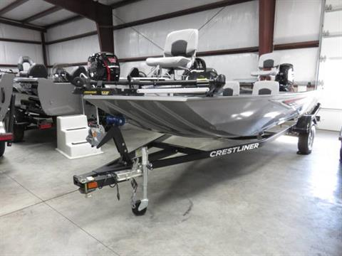 2018 Crestliner 1700 STORM in Saint Peters, Missouri