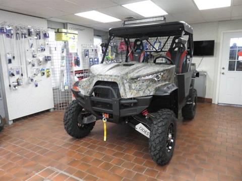 2018 Odes DOMINATOR X2 LT ZEUS 800 cc in Saint Peters, Missouri