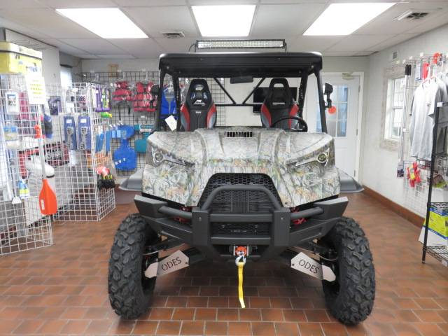 2018 Odes DOMINATOR X2 LT ZEUS 800 cc in Saint Peters, Missouri - Photo 3