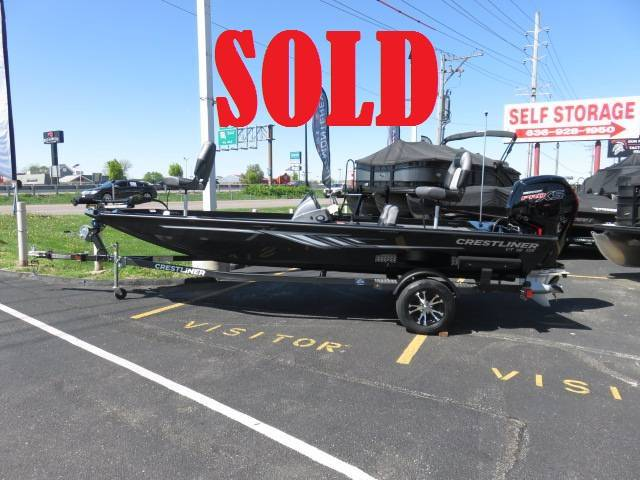 2019 Crestliner VT 18 in Saint Peters, Missouri - Photo 1