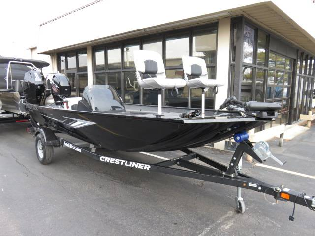2019 Crestliner 1700 STORM in Saint Peters, Missouri - Photo 3